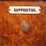 Suppositor.