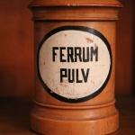 Ferrum pulv