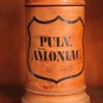 Pulv. amoniac.