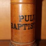 Pulv. baptist.