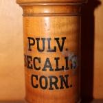 Pulv. secalis corn.