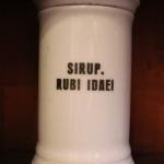 Sirup. rubi idaei