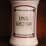 Ung. glycerini 1.