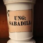 Ung. sabadill.