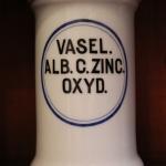Vasel. alb. c. zinc. oxyd.