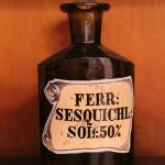 Ferr. sesquichl. sol. 50%