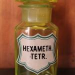 Hexameth. tetr.