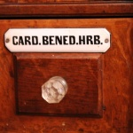 Card. bened. hrb.
