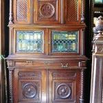 Officinai szekrény