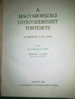 magyar gyogyszereszt_tortenete