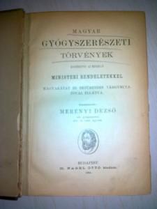 magyar_gyogyszereszeti_torvenyek