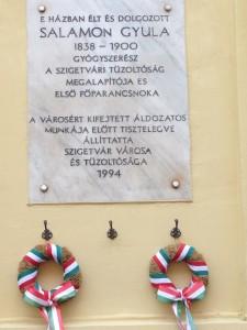 Salamon Gyula